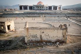 afghanistan new parliament