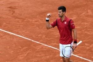 djokovic wins french open 2016