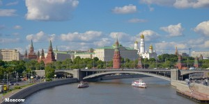 river moscow in moscow