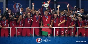 portugal wins euro cup 2016