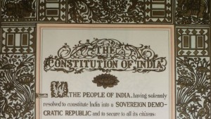 Constitution Questions in Hindi