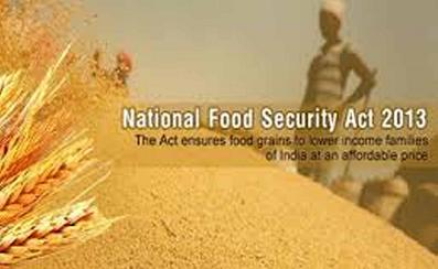essay on national food security bill 2013 The union cabinet has cleared the national food security bill that gives legal  entitlement to 67 per cent population (including 75 per cent rural.
