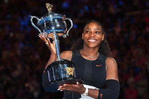 Serena Williams win Australian Open 2017