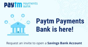 Paytm Payment Bank Launched
