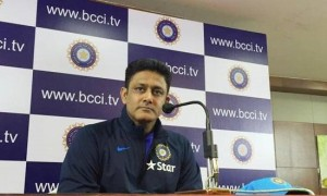 Anil Kumble steps down as India coach