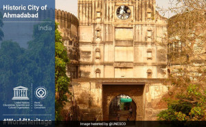 Ahmedabad heritage city UNESCO