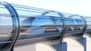 First Hyperloop in India Amrawati to Vijayawada AP
