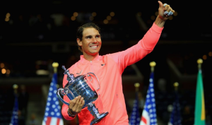 Rafael Nadal wins US Open 2017 Men's Singles title