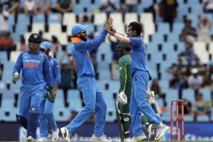 India wins ODI Series to South Africa