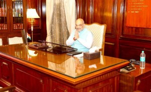 Amit Shah Home Minister India